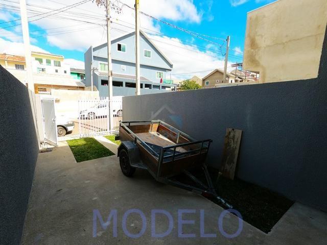 Sobrado à venda com 2 quartos, 72,99 m², terraço, próximo ao Santuário da Divina Misericór - Foto 3
