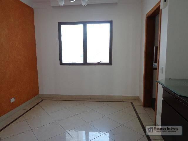 Apartamento com 4 dormitórios para alugar, 176 m² por R$ 3.100,00/mês - Vila Suzana - São  - Foto 12