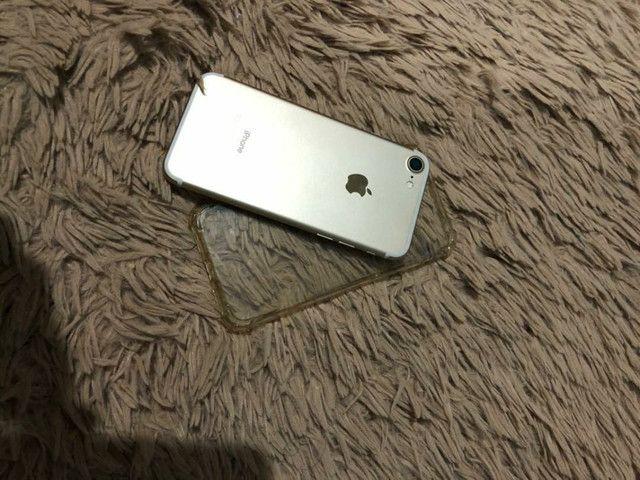 Iphone 7-128gb novo  - Foto 3