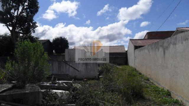 Terreno para Venda em São José dos Pinhais, JD. SUÍÇA, 1 dormitório