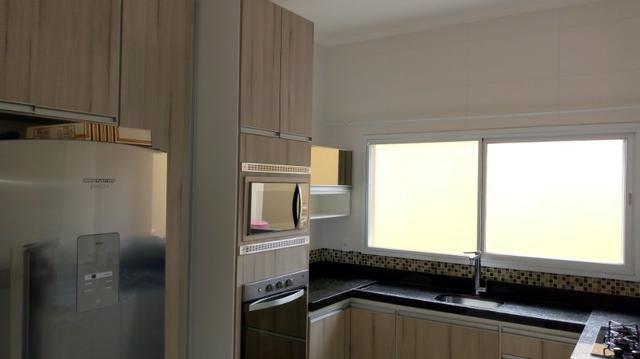 Lindíssimo Sobrado 3 Dormitórios no Residencial Real Park Sumaré - Foto 6