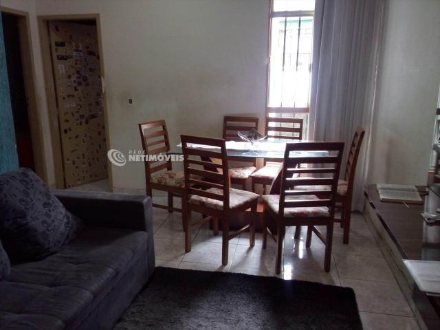 Apartamento à venda com 3 dormitórios em Coqueiros, Belo horizonte cod:651821