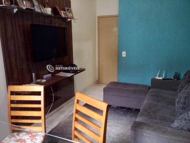 Apartamento à venda com 3 dormitórios em Coqueiros, Belo horizonte cod:651821 - Foto 2
