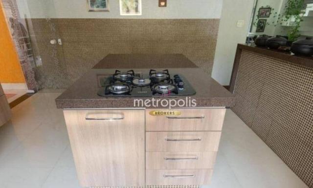 Sobrado para alugar, 427 m² por R$ 8.400,00/mês - Cerâmica - São Caetano do Sul/SP - Foto 7