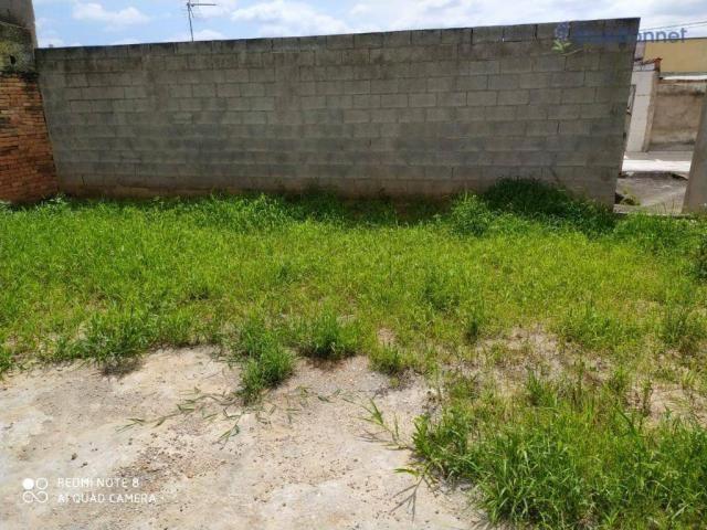 Terreno para alugar, 174 m² por R$ 1.500,00/mês - Bela Vista - Jundiaí/SP - Foto 3
