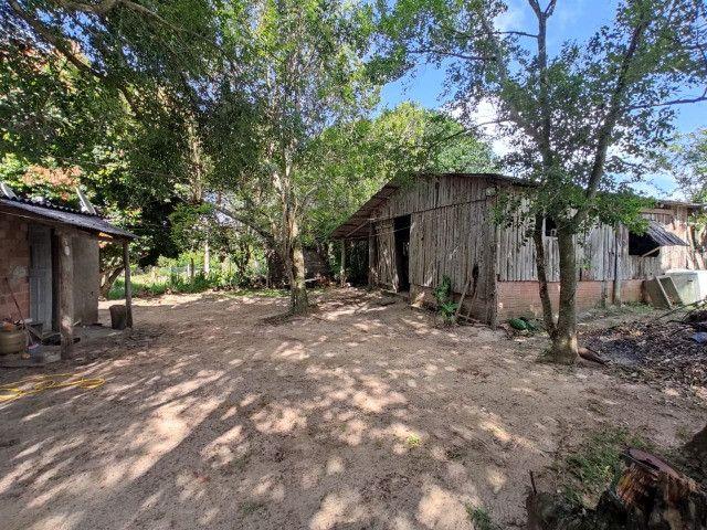 Velleda oferece terrenão c/ casa, galpão e arborizado em condomínio fechado - Foto 13