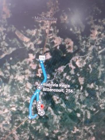 Urgente!!!Torro terreno proximo do asfalto br 116 1km - Foto 8