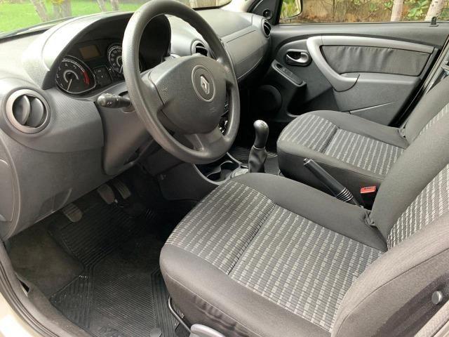 Renault Sandero Expression 1.6 Completo - Foto 9