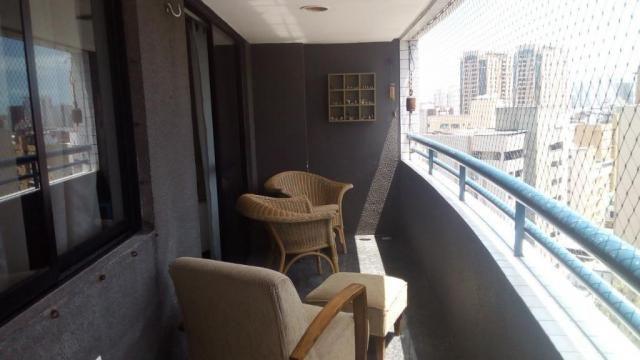 Apartamento com 3 dormitórios à venda, 148 m² por R$ 850.000 - Aldeota - Fortaleza/CE - Foto 9