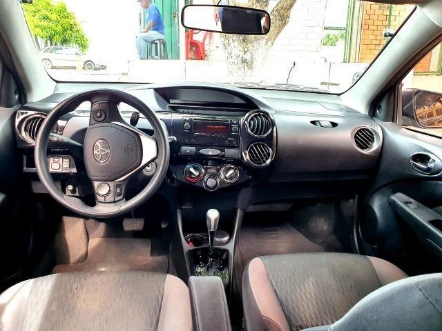 Etios Hatch XS 1.5 Atutomático 16.000 km - Foto 7