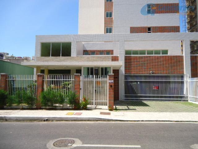 Apartamento residencial à venda, Aldeota, Fortaleza. - Foto 10