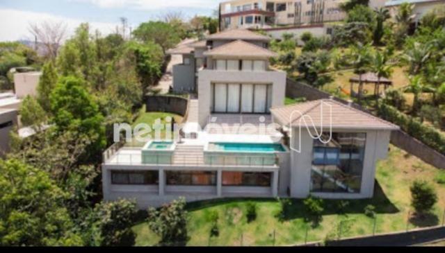 Casa à venda com 4 dormitórios em Vila alpina, Nova lima cod:773404 - Foto 2