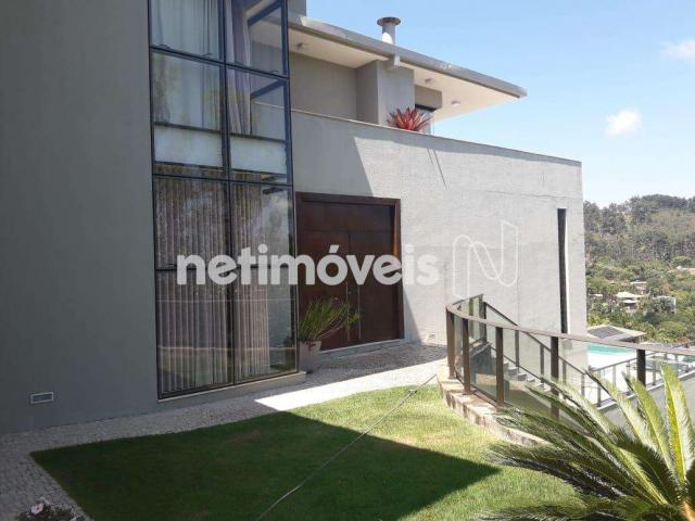 Casa à venda com 4 dormitórios em Vila alpina, Nova lima cod:773404 - Foto 10