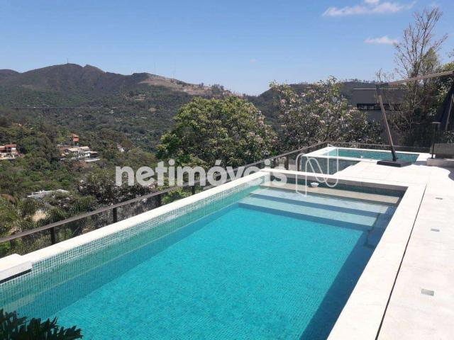 Casa à venda com 4 dormitórios em Vila alpina, Nova lima cod:773404 - Foto 4