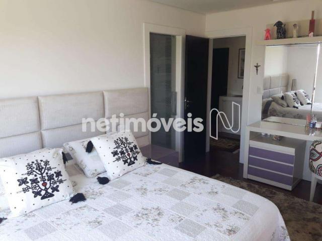 Casa à venda com 4 dormitórios em Vila alpina, Nova lima cod:773404 - Foto 18