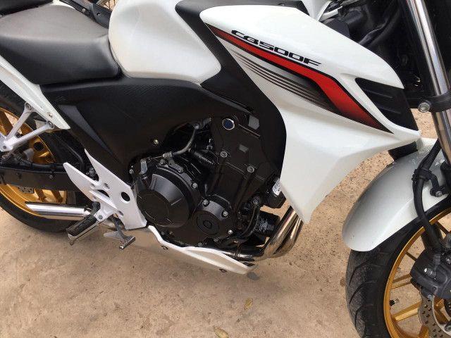 Moto Honda CB 500 F, 2015 - Foto 2