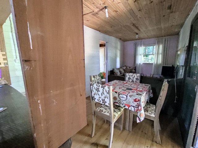 Velleda oferece terrenão c/ casa, galpão e arborizado em condomínio fechado - Foto 2
