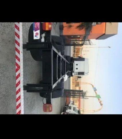 Vw 24250 Cabine Leito Bi Truck 4o Eixo Direcional<br><br> - Foto 6