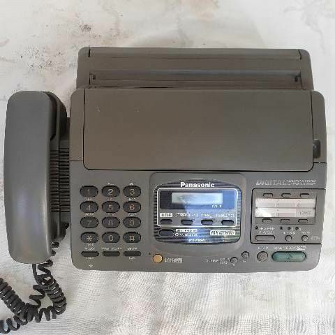 Telefax 80's _ Panasonic - Foto 4
