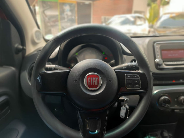 Mobi Like 2018 Completo Carro Impecável - Foto 17