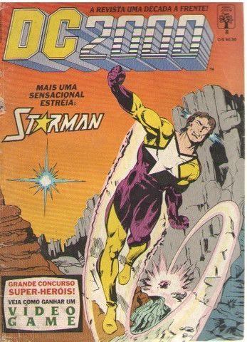 Kit Quadrinhos DC (Super-Powers, DC Especial e DC 2000) - 6 revistas - Foto 4