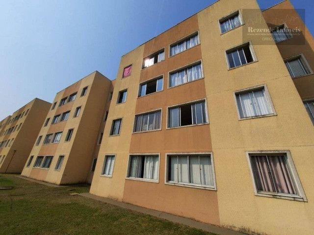 F-AP1895 Apartamento com 3 dormitórios à venda, 45 m²- Fazendinha - Curitiba/PR - Foto 2