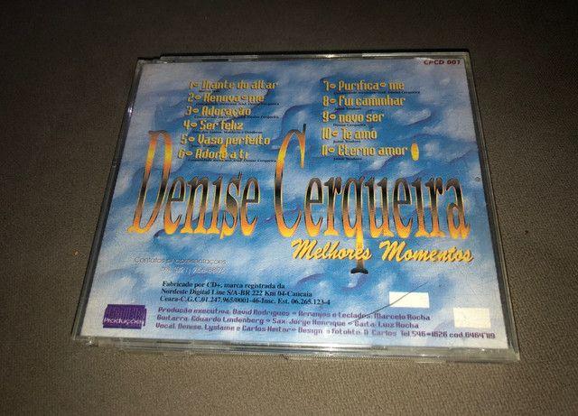 CD Denise Cerqueira - Melhores Momentos - Foto 2