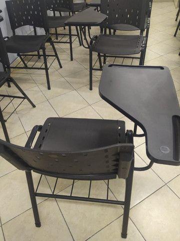 Cadeiras universitárias ISO - Foto 4