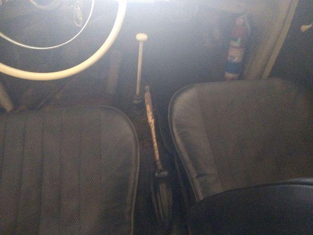 Fusca 68 original para colecionador  - Foto 4
