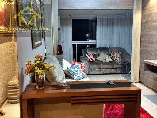 Cód.: 16201 D Apartamento de 3 quartos na Praia da Costa Ed. Solar do Atlântico - Foto 7