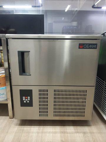 Ultracongelador italiano Gemm