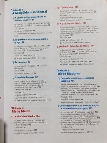 Livro de História para ENEM e outros vestibulares - Foto 3
