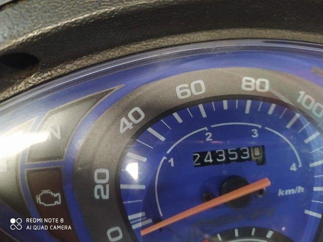 Honda Biz 125 ES com partida elétrica  - Foto 8