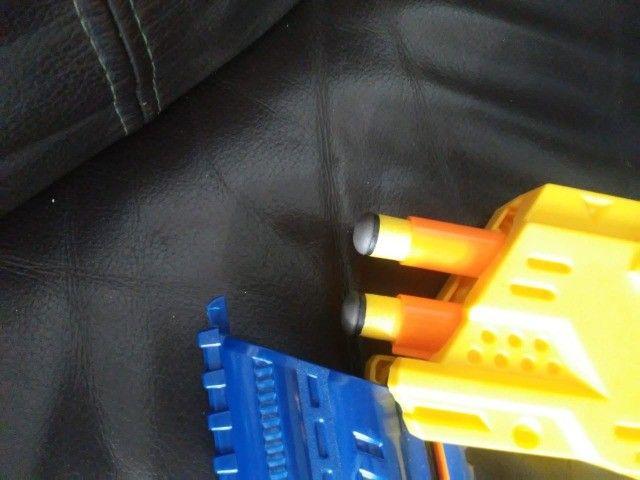 X Shot Vigilante -Estilo Nerf -  Arma de brinquedo - Foto 3