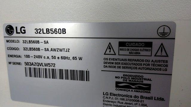 Placa fote TV LG 32 32LB560B