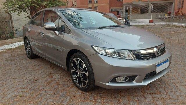 Honda Civic EXR - 2014 - Foto 3