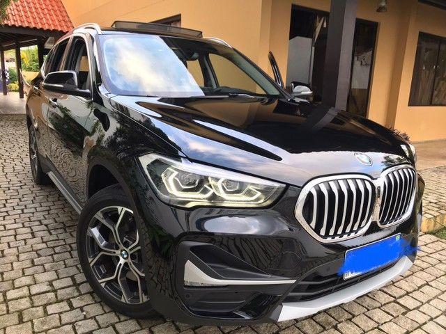 BMW X1, X-line, Ipva 2021 quitado