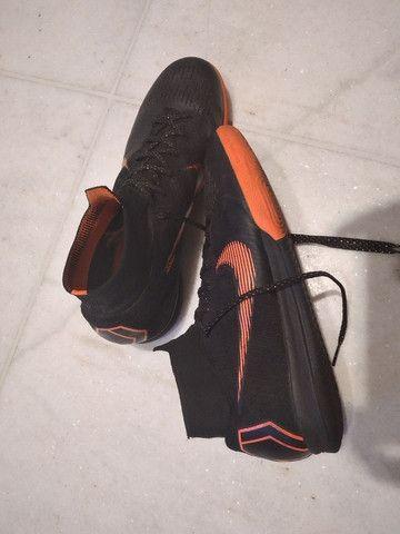Chuteira Nike Mercurial Futsal Elite - Foto 2