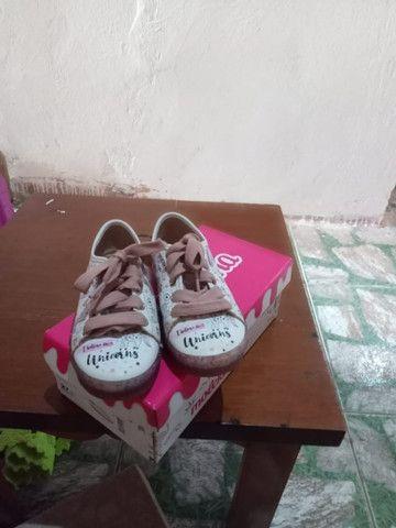 Sapato de crianças  - Foto 4
