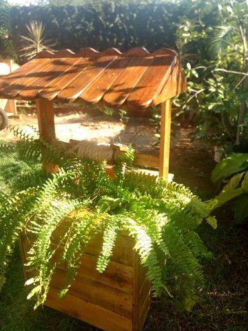 Pocinho para decoração de jardim - Foto 4