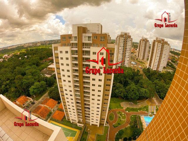Mundi Resort Residencial 96m² 2 suítes 3 Vagas  fino acabamento - Foto 8
