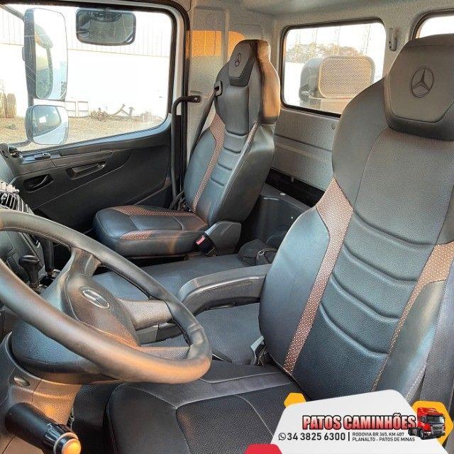 Mercedes Benz Axor 3344 Plataforma - Foto 13