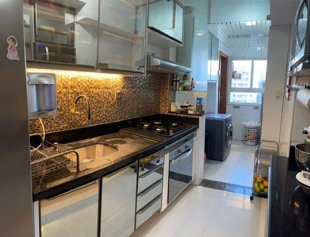 Alphaville Lindo 91m 2 suítes + Closets 2 Vagas Varanda Gourmet Oportunidade Única Venha C - Foto 11