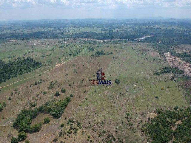 Sítio à venda com 32 alqueires por R$ 2.000.000 - Zona Rural - Presidente Médici/RO - Foto 15