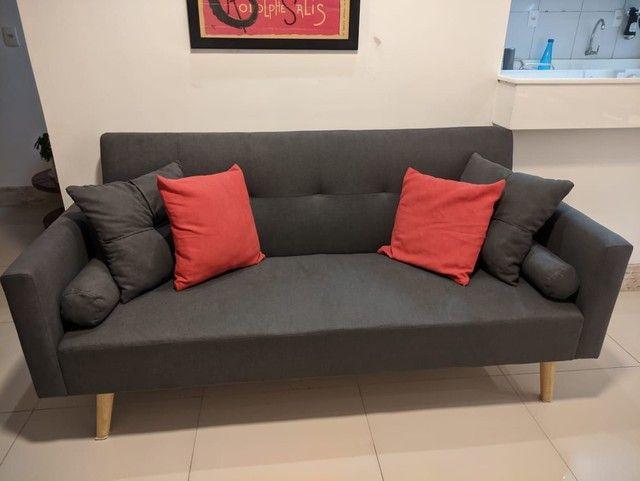 Reforma de sofá/ Fabricação/ Poltrona/ Cabeceira - Foto 4