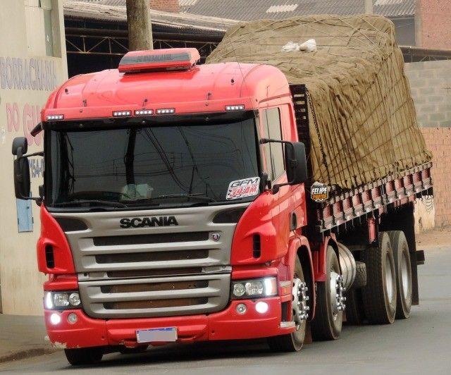 Scania P270 bitruck 2011 carroceria - Foto 5
