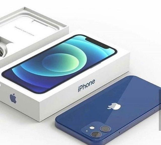 Promoção iPhone 12 64g Lacrado 1 ano de garantia apple só 5599,00 super oferta - Foto 2