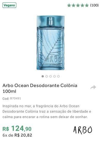 Perfumes ARBO'S (Ocean, Liberté ou Reserva) de O Boticário em Promoção