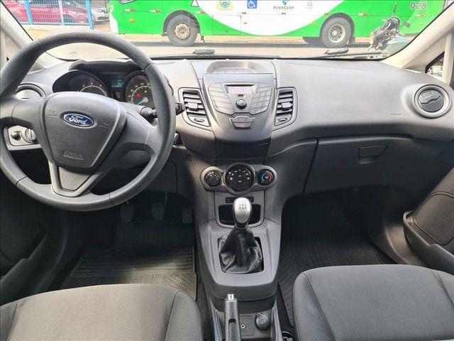 Ford Fiesta 1.5 se Hatch 16v - Foto 5