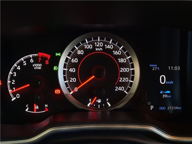 Toyota Corolla 2020 2.0 vvt-ie flex xei direct shift - Foto 10